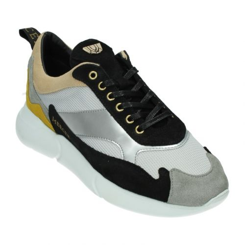 Mercer Amsterdam W3RD Yellow Suede/Mesh 40-45
