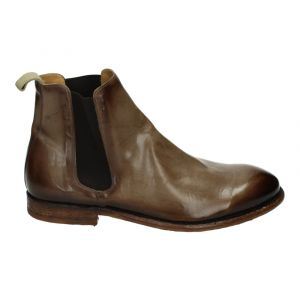 Cordwainer Chelsea Boot 18540 Taupe Leer