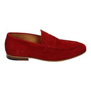 Ambitious Loafer 9262 Rood Nubuck