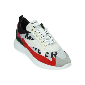 Mercer Amsterdam Runner W3RD Red Printed Mesh