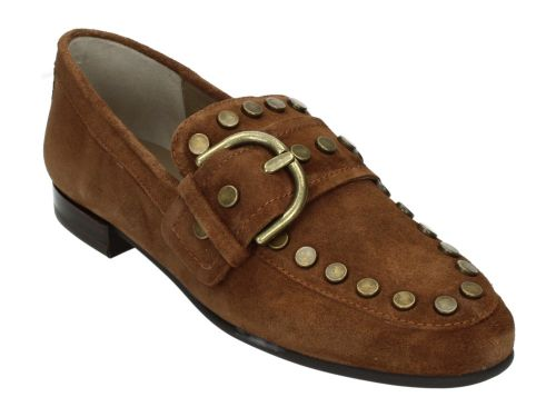 Pedro Miralles Loafer 25029 Baby Silk Tabaco 36-41