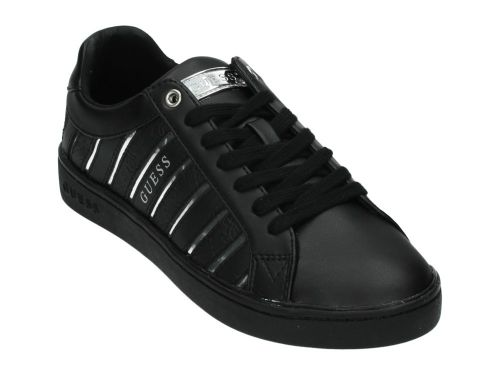 GUESS BOLIER Active Lady Black/Silver Leather36-41