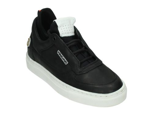 Vingino Sneaker DUCAN Black Vintage Leather 30-37