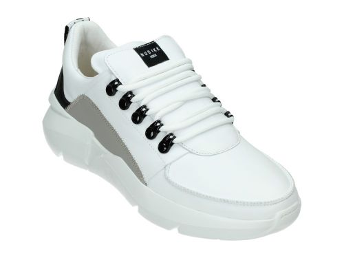 Nubikk Elven Royal White Leather Multi-Color 40-45
