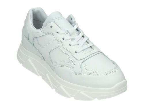 Tango Sneaker KADY FAT White Leather Jogger 36-41