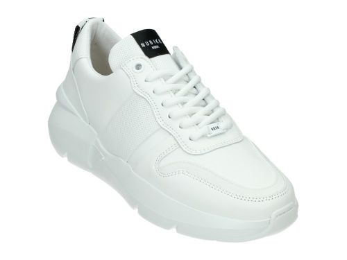 Nubikk Sneaker Lucy May White Leather 36-41