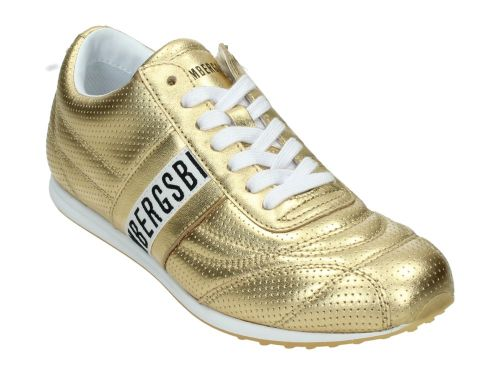 Bikkembergs BAHIA Low Top Lace Up Gold 36-41
