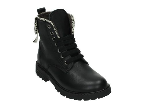 Clic Veterboot CL-2033 Black Leather 25-32
