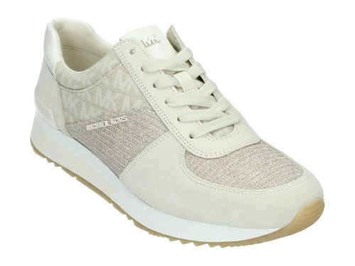M.Kors ALLIE TRAINER Natural Suede-Leather 36-41