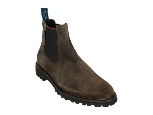 Floris Chelsea Boot 20072/06 Taupe Suede 40-45